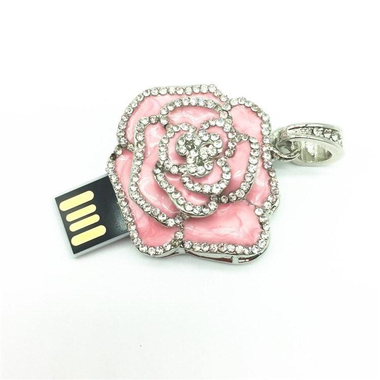 3611 USB flash disk růže 32 GB