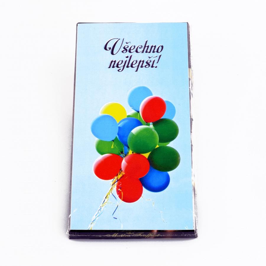 3132 Čokoláda k narozeninám
