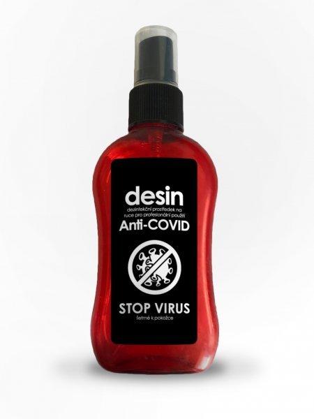 3490 Dezinfekce STOP VIRUS